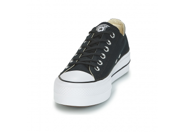 CONVERSE - CHUCK TAYLOR LIFT noir 560250c 80,00€