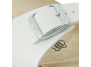 birkenstock madrid blanc-mat bk040733 femme-chaussures-mules-sabots
