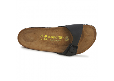 birkenstock madrid noir-mat bk040793 60,00€
