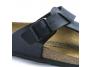 birkenstock medina noir-mat bk046791 tongs-homme