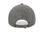 new era 9forty strapback cap - jersey new york gris osfm accessoires-casquette