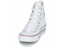 Chuck Taylor All Star Leather blanc 132169c femme-chaussures-baskets
