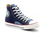 converse chuck taylor all star - hi bleu 171066c