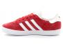 adidas gazelle j red fx6116 femme-chaussures-baskets