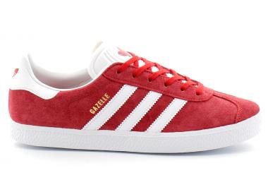 adidas gazelle j red fx6116 65,00€