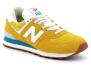 new balance ml574 jaune ml574hb2