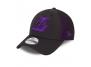 new era 60137607 noir-violet osfm accessoires-casquette