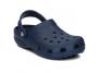 crocs classic log kids bleu 204536-410
