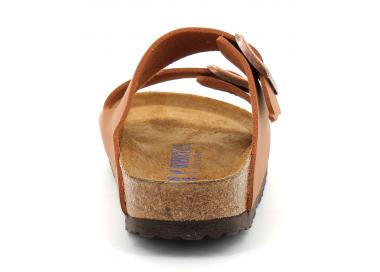 birkenstock arizona w ginger-brown bk1019119 80,00€
