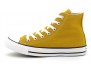 converse color chuck taylor all star citron 171261c femme-chaussures-baskets