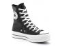 converse chuck taylor all star extra high platform black 569721c