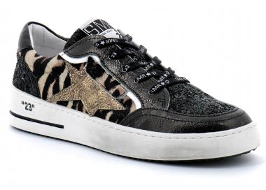 SEMERDJIAN - ARTO noir leopard 6368 140,00€
